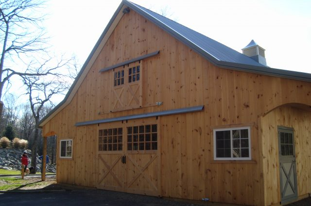 Exterior Siding Barn Doors2