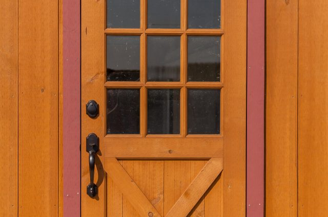 Barn Entry Door