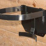 bucket holder for custom horse stall