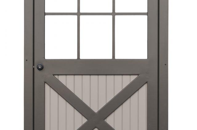 Custom Aluminum Doors