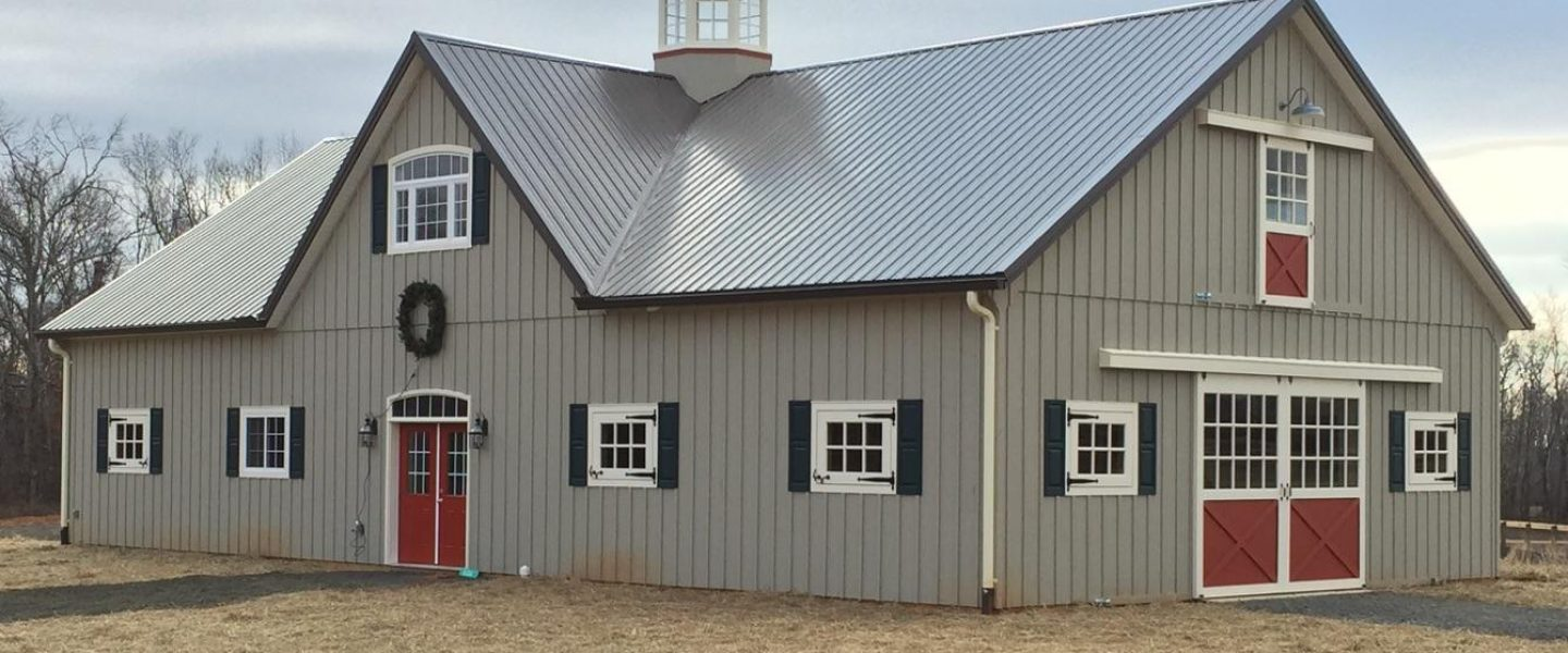 horse barn for sale