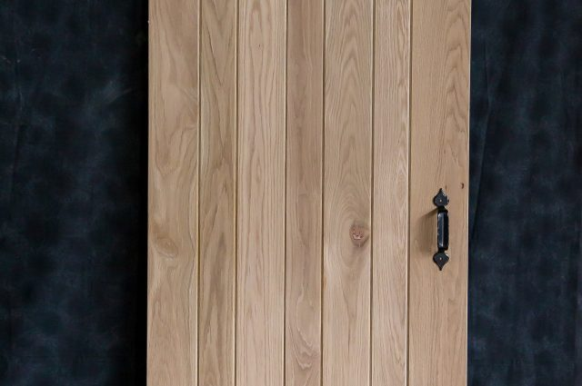 Custom Rectangular Wooden Door