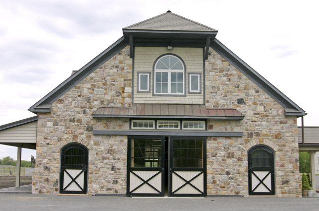 Custom Sliding Doors for Barn