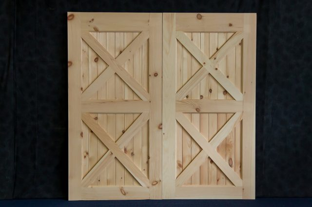 Custom Wooden Barn Door