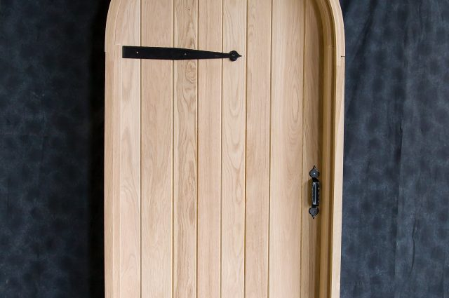 Custom Wooden Door