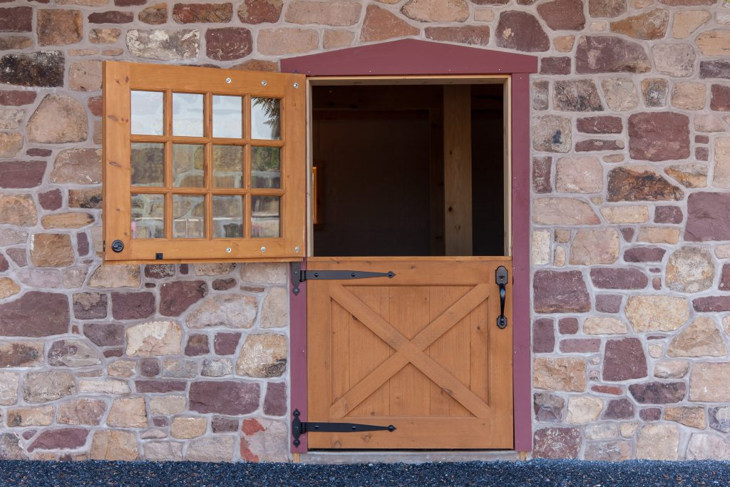 Exterior Barn Door by New Holland Supply