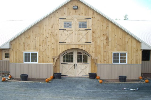 Exterior Siding Barn Doors1