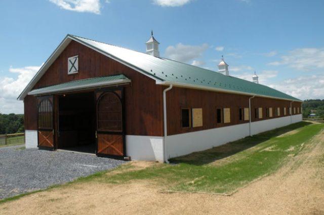 Harrisburg Horse Barn