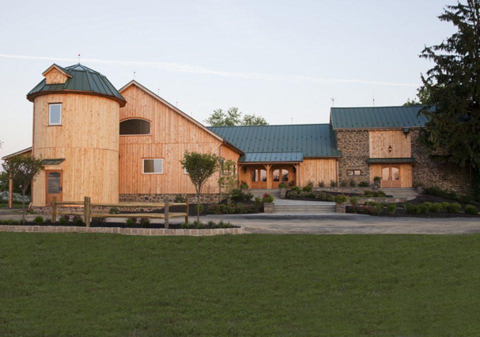 Luxury wooden horse barn ideas