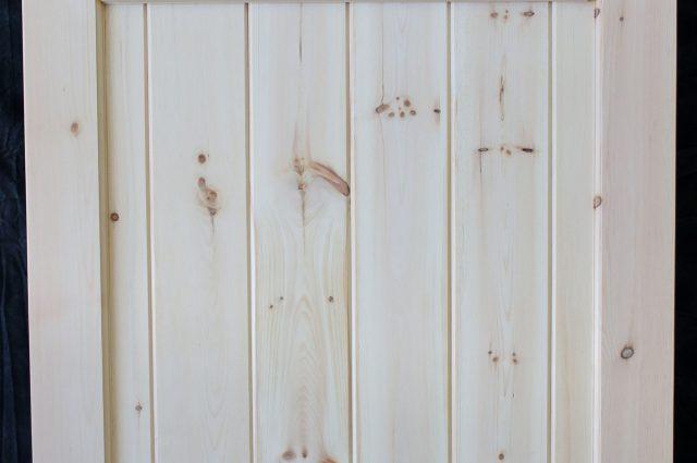 Pine Entry Door