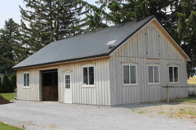 Pole Barn Intercourse PA