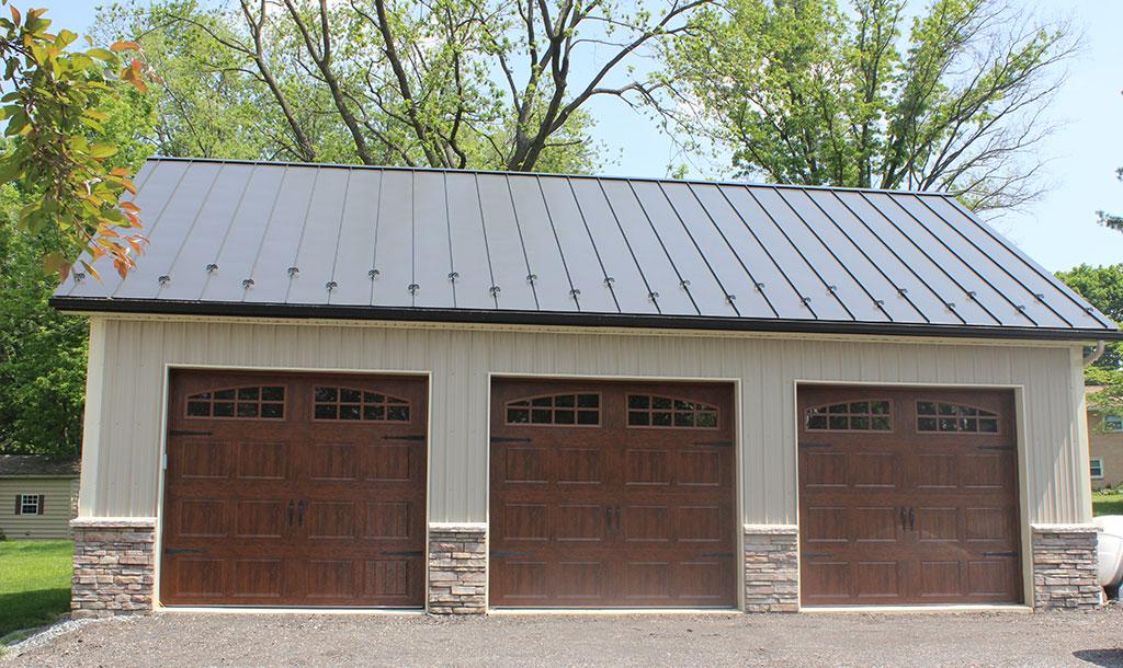 Pole buildings horse barn supplies company pa nj ny for Horse barn materials