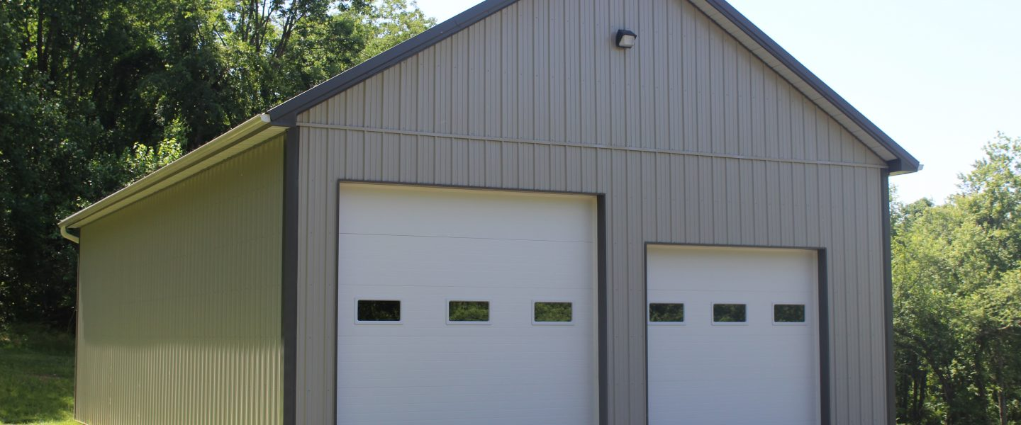 Why You Should Build a Pole Barn Garage