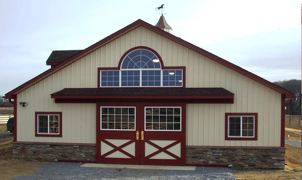 Wooden Barn Doors