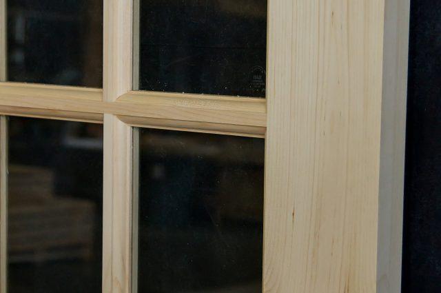 Wooden Door Glass Panels