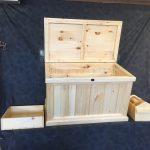 finished tack box 4