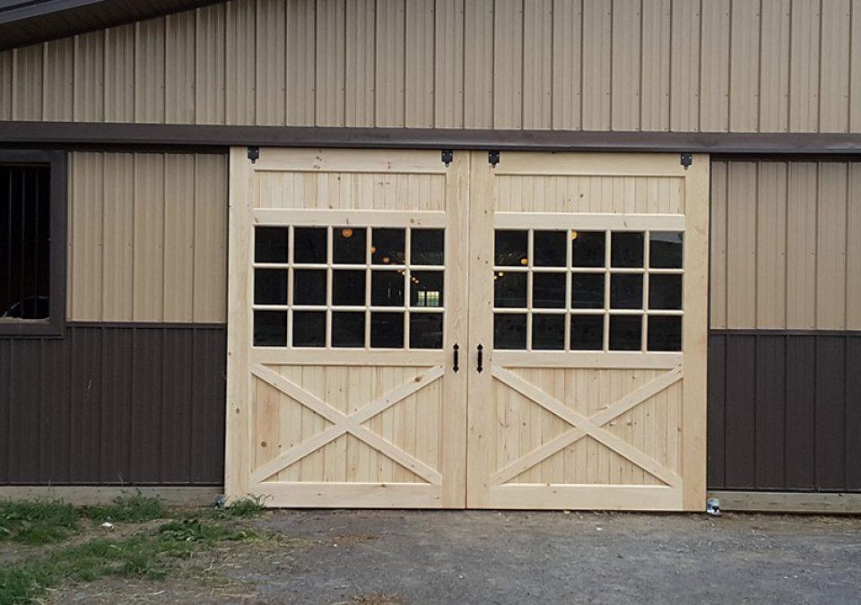 Choose the Right Custom Door