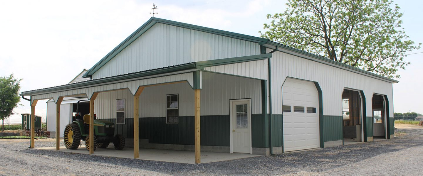 All You Need To Know About Pole Barn Kits New Holland Supply