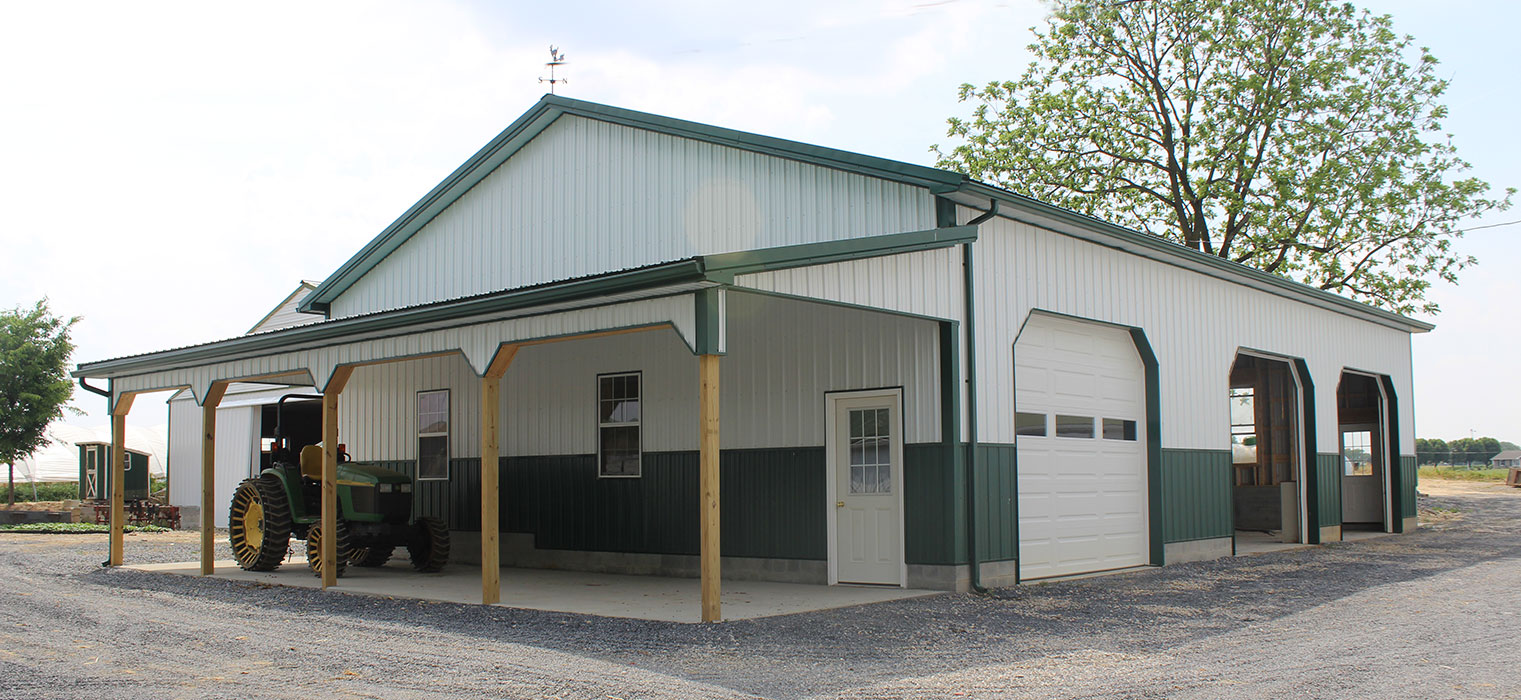 Pole Barn Kits for sale