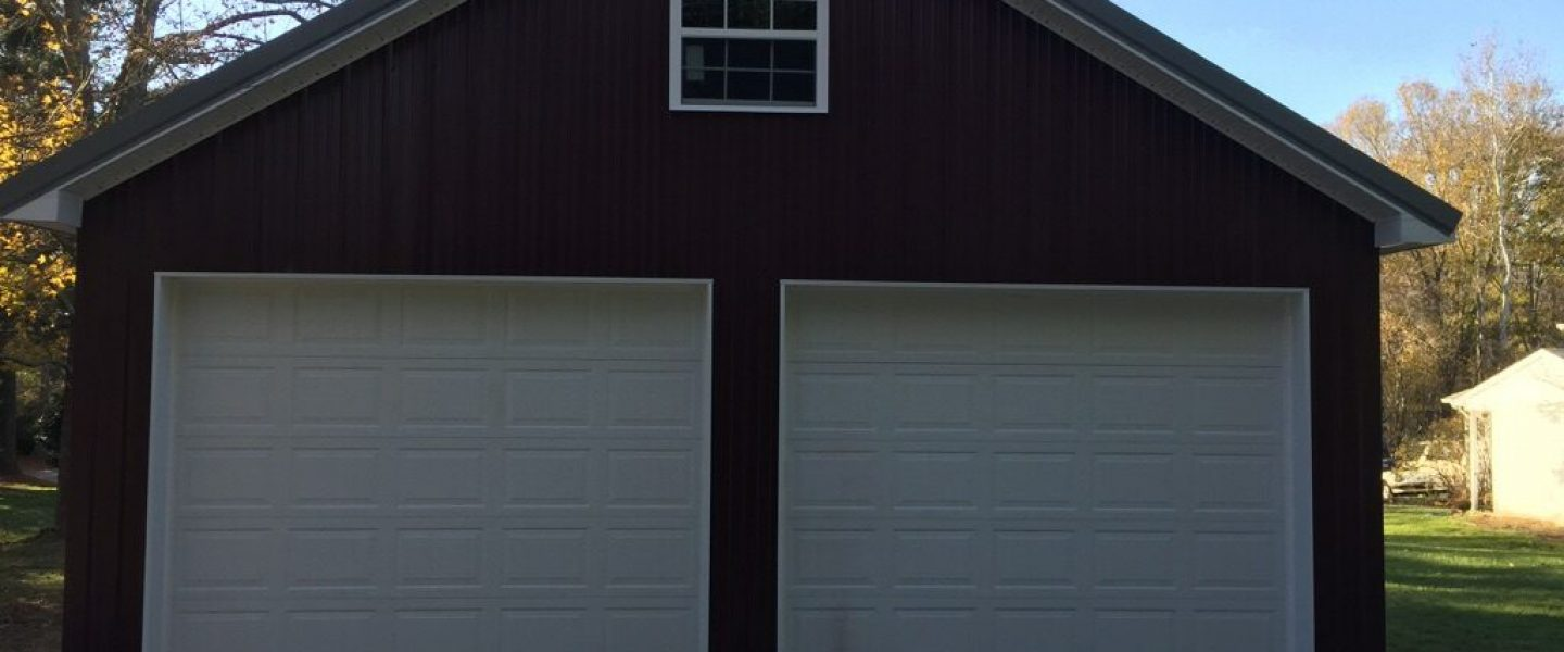 Pole Barn Garage Kits in Connecticut