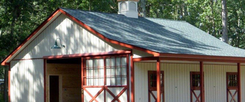 Pole Barn Color Schemes That You Ll Love 5 Horse Barn Color Ideas