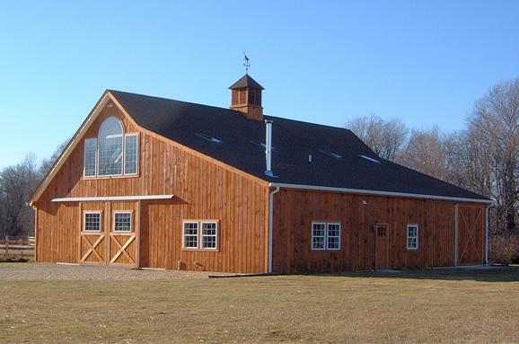 Big horse barn ideas