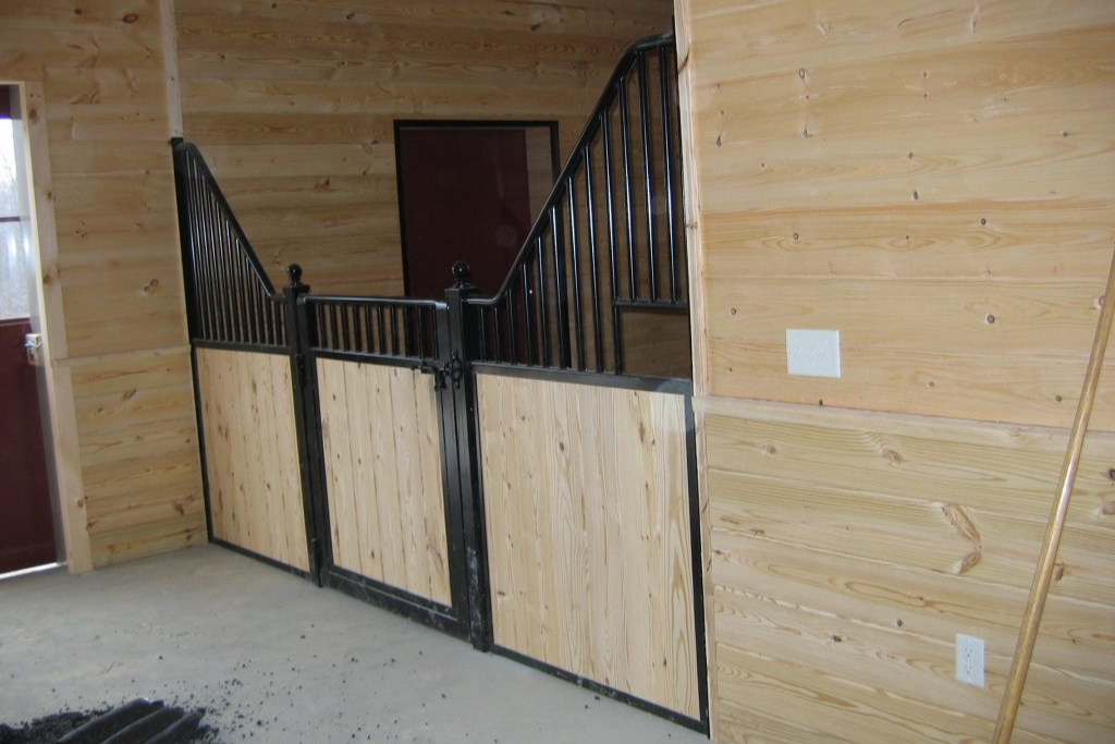 horse stall grills