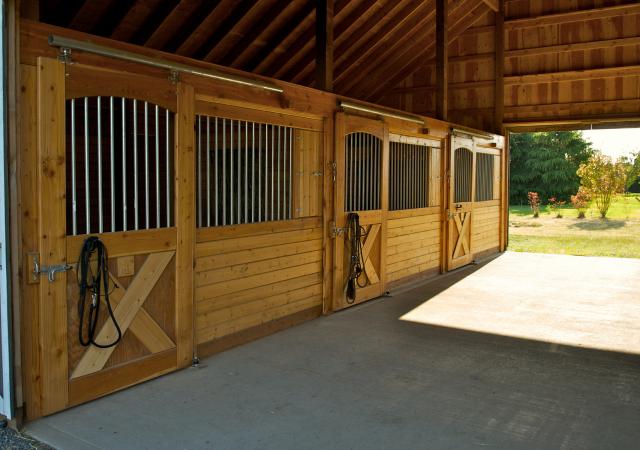 horse stall kit